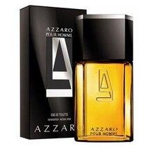 Men's Parfums AZZARO EAU DE TOILETTE Long Lasting Classical Colonges Fragrance Original Parfume Vapo