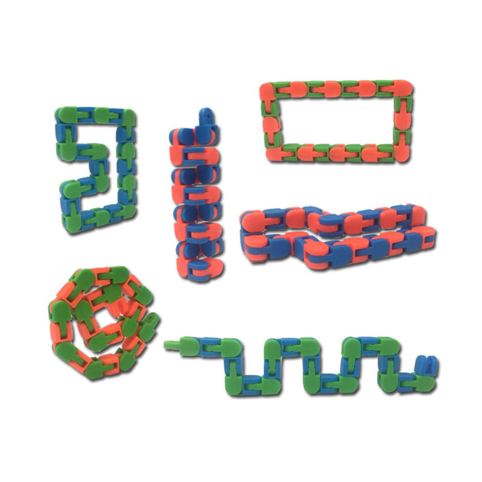 40PCS Fidget Toy Stress Relieve Balls Sensory Toy Push Bubble Sensory Anti Stress Relief Toy enlarge