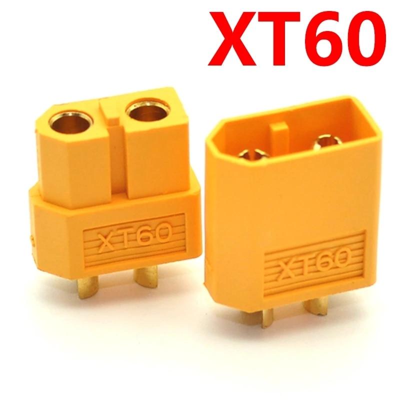 1/5/10/30PCS Hot Sale XT60 XT-60 Male Female Bullet Connectors Plugs For RC Lipo Battery Quadcopter Multicopter