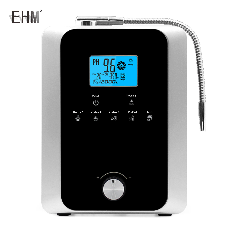 EHM Manufacturer Alkaline Water Ionizer 11 Plates enlarge