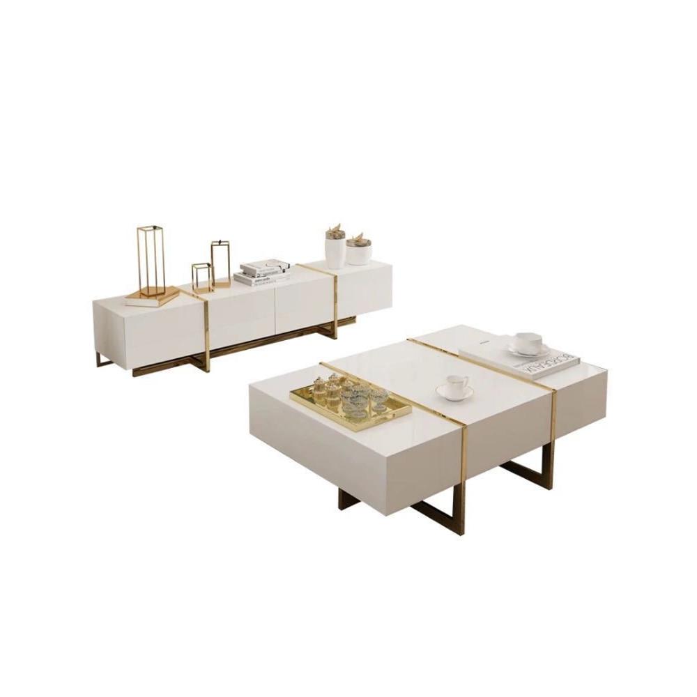 Mesa de café de basse de salón стол журнальный столик escritorio mesa de centro mesa de escritorio de catan muebles de madera tablo + soporte de TV