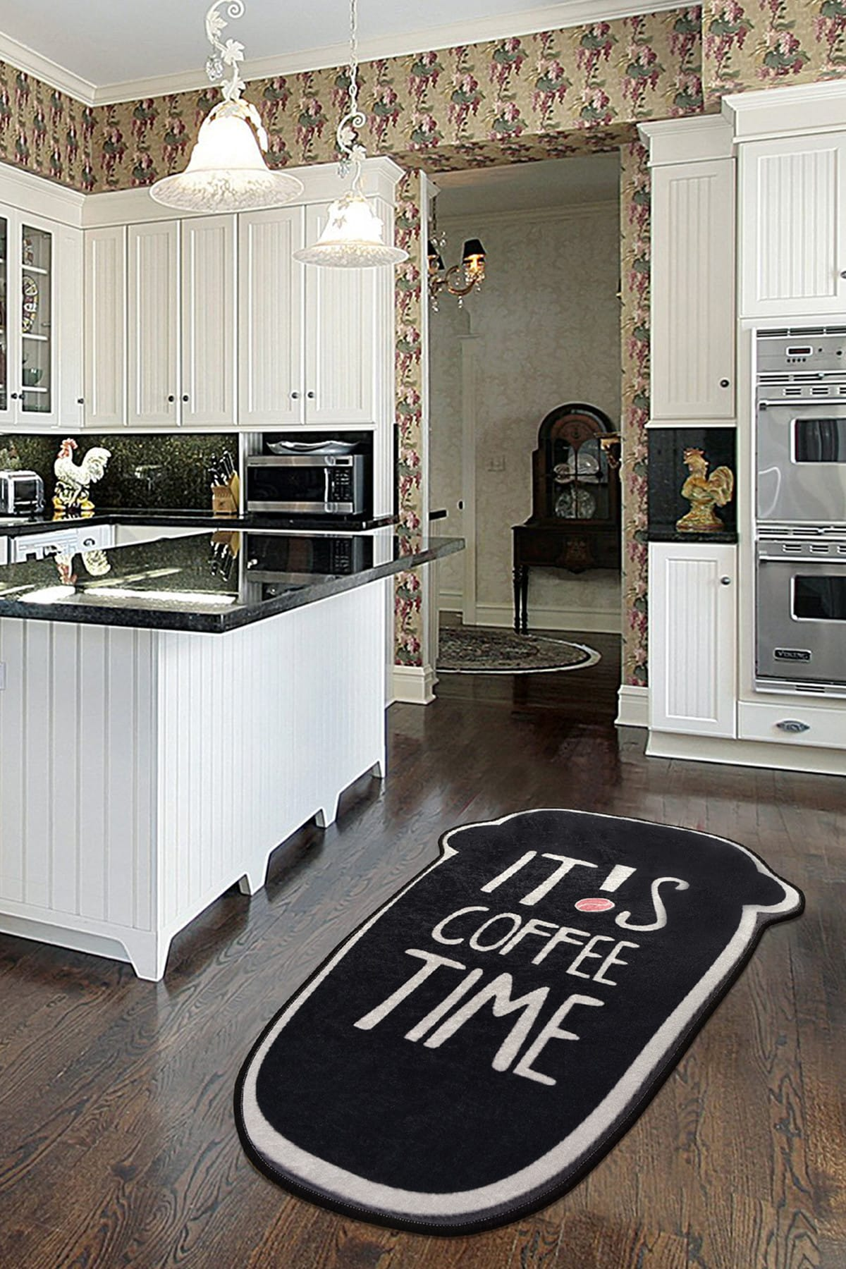 سجادة مطبخ لغرفة المعيشة ، ديكور حديث ، مساحة صغيرة قابلة للغسل ، إكسسوار ديكور ، تركيا ، 80 × 120 سنتيمتر