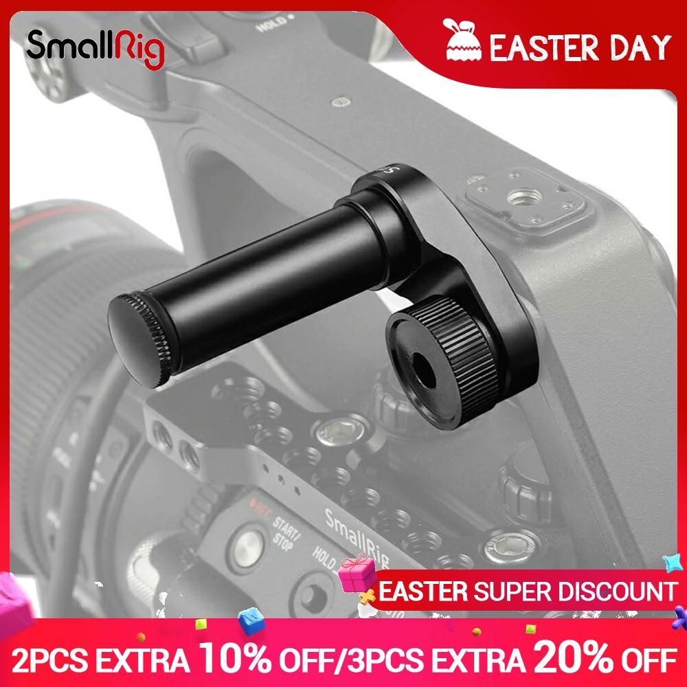 SmallRig-Adaptador de abrazadera de montaje para videocámara Sony PXW-FS5, pantalla LCD para...