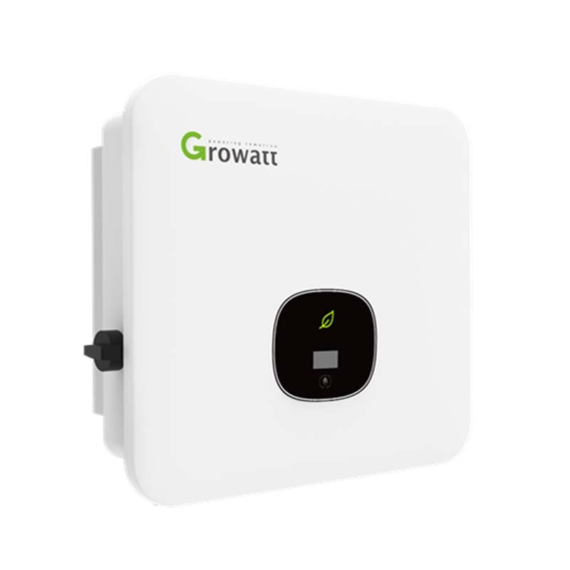 GrowattOn الشبكة العاكس 10KW 11KW 12KW 13KW 14KW 15KW 380V 410V 3 عبارة المزدوج MPPT 50/60HZ الصرفة موجة جيبية Wifi APP OLED MOD10-1K