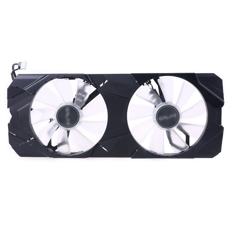 GALAX RTX2060 super RTX2070 graphics cooling fan with shell, RTX2060 2070 GPU cooling panel Graphics Card Cooler Fan