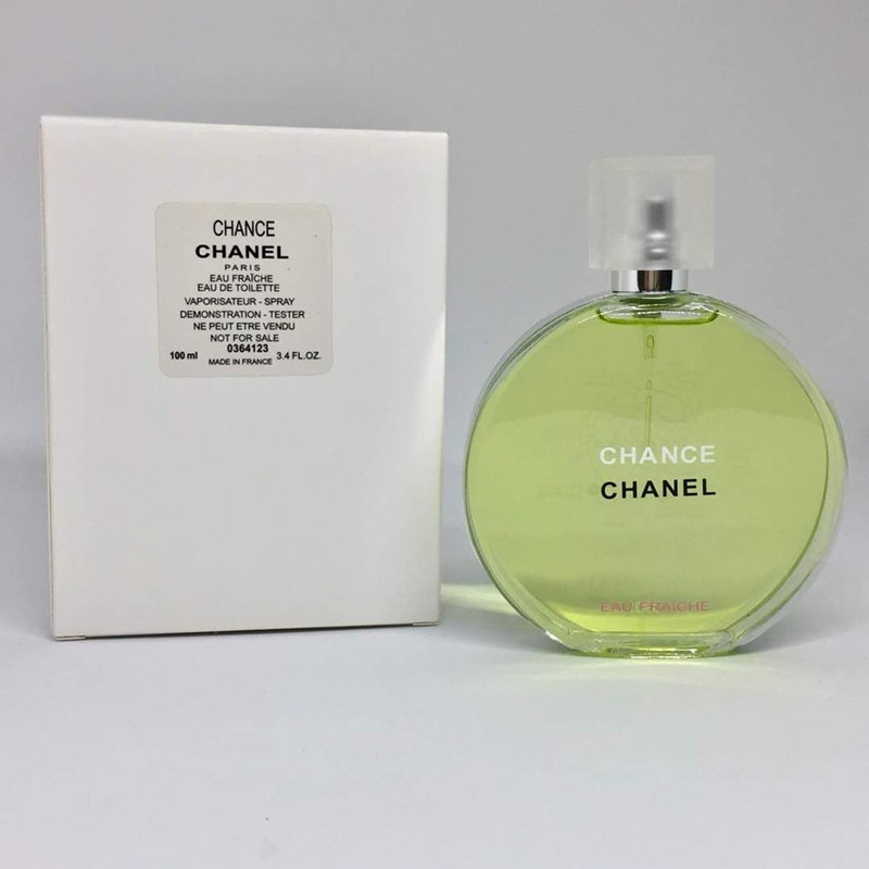 New Brand Original Perfume Luxury Women Chance Fraiche Tester 100 ml
