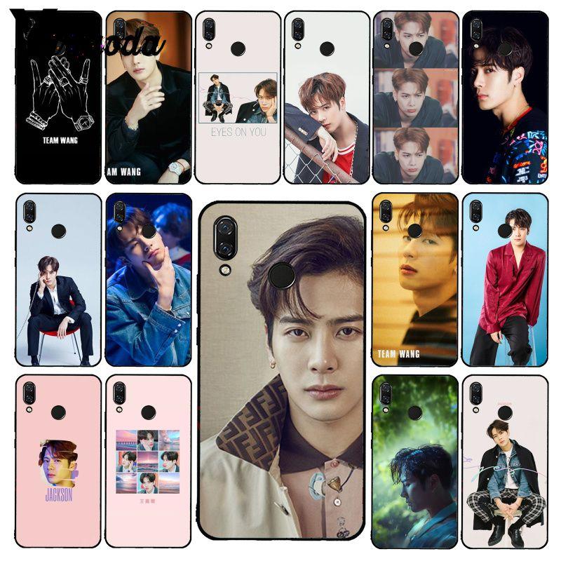 Yinuoda GOT7 Джексон Ван чехол для телефона для Xiaomi Redmi8 4X 6A S2 6 7 5 5A 5Plus Note5A 7 Note8Pro
