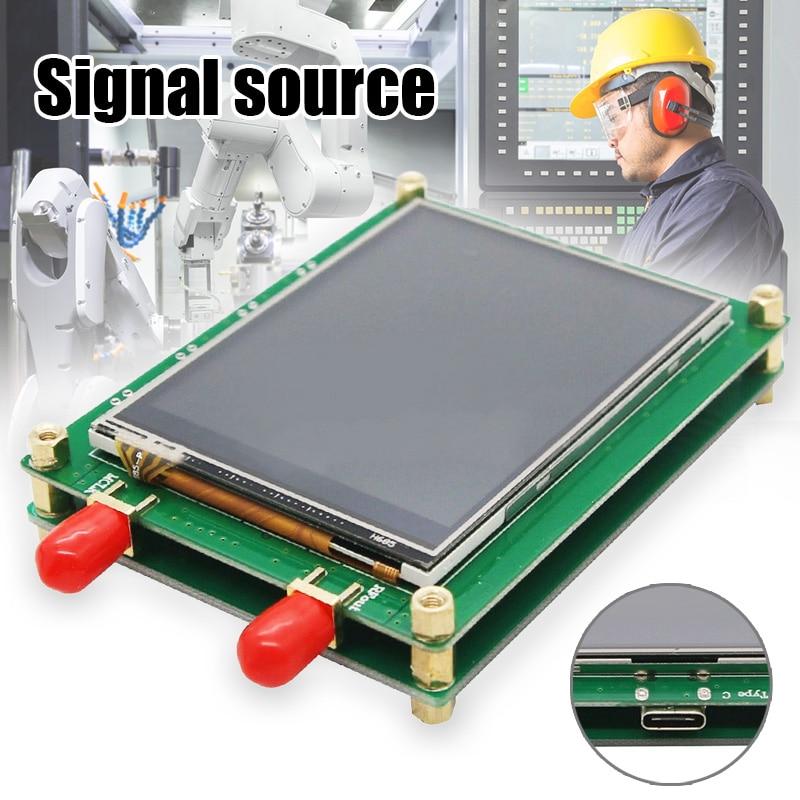 Generador de señal ADF4351 35M-4,4G RF pantalla táctil PLL herramienta de generador de frecuencia de barrido MYDING