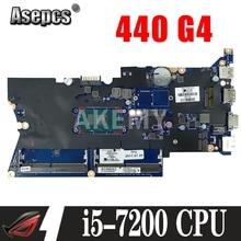 Asepcs ل HP ProBook 430 440 G4 اللوحة المحمول مع SR2ZU i5-7200u 905794-601 905794-001 DA0X81MB6E0 MB 100% اختبار سريع السفينة