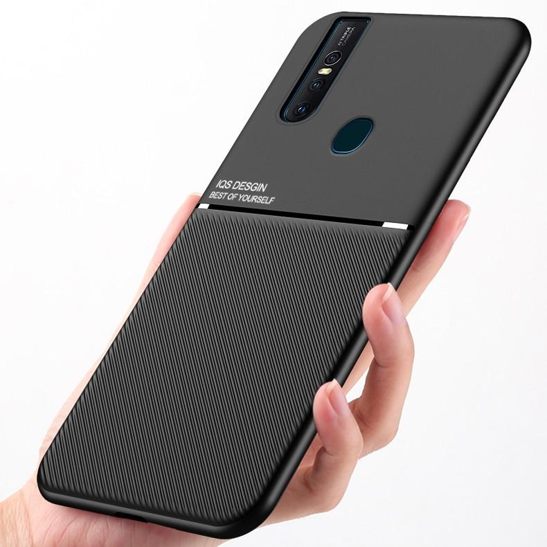 For VIVO V15 Pro Case Soft Silicone Skin shockproof Slim protective Back Cover Case for vivo v11 Pro v11i V9 full cover shell