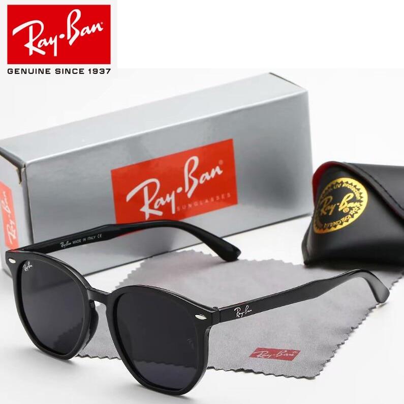 Rayban 2020 Original serie Ferrari gafas de sol protección UV lentes accesorios para hombres/mujeres gafas de sol RB4306