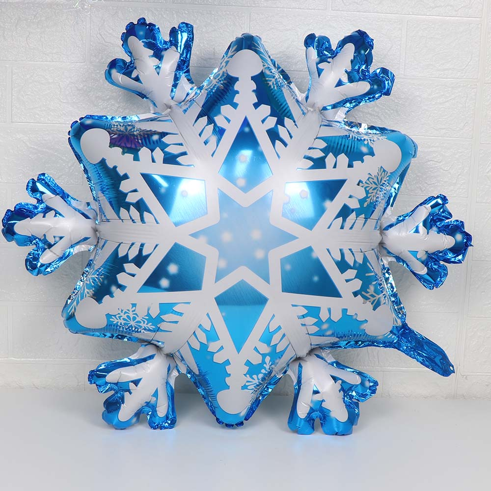 10 шт., прозрачный шар в виде снежинок