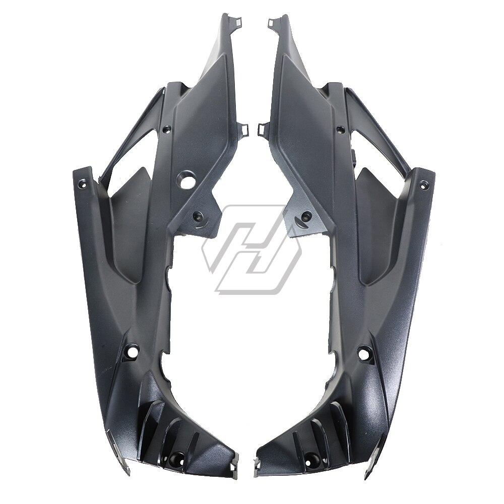 Motocicleta guarnição lateral capa bracket carenagem caso capa para aprilia rs4 125 2006-2011