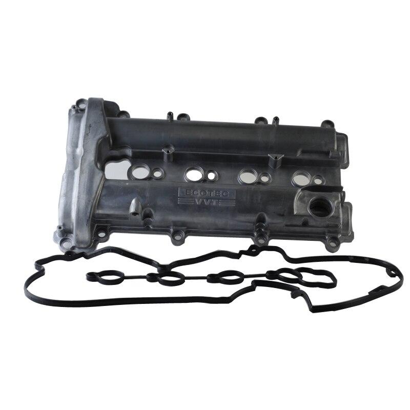 Cubierta de válvula de culata de motor de aleación de aluminio 12614738 para Chevrolet cobalto viejo Pontiac Saturn 2.4L