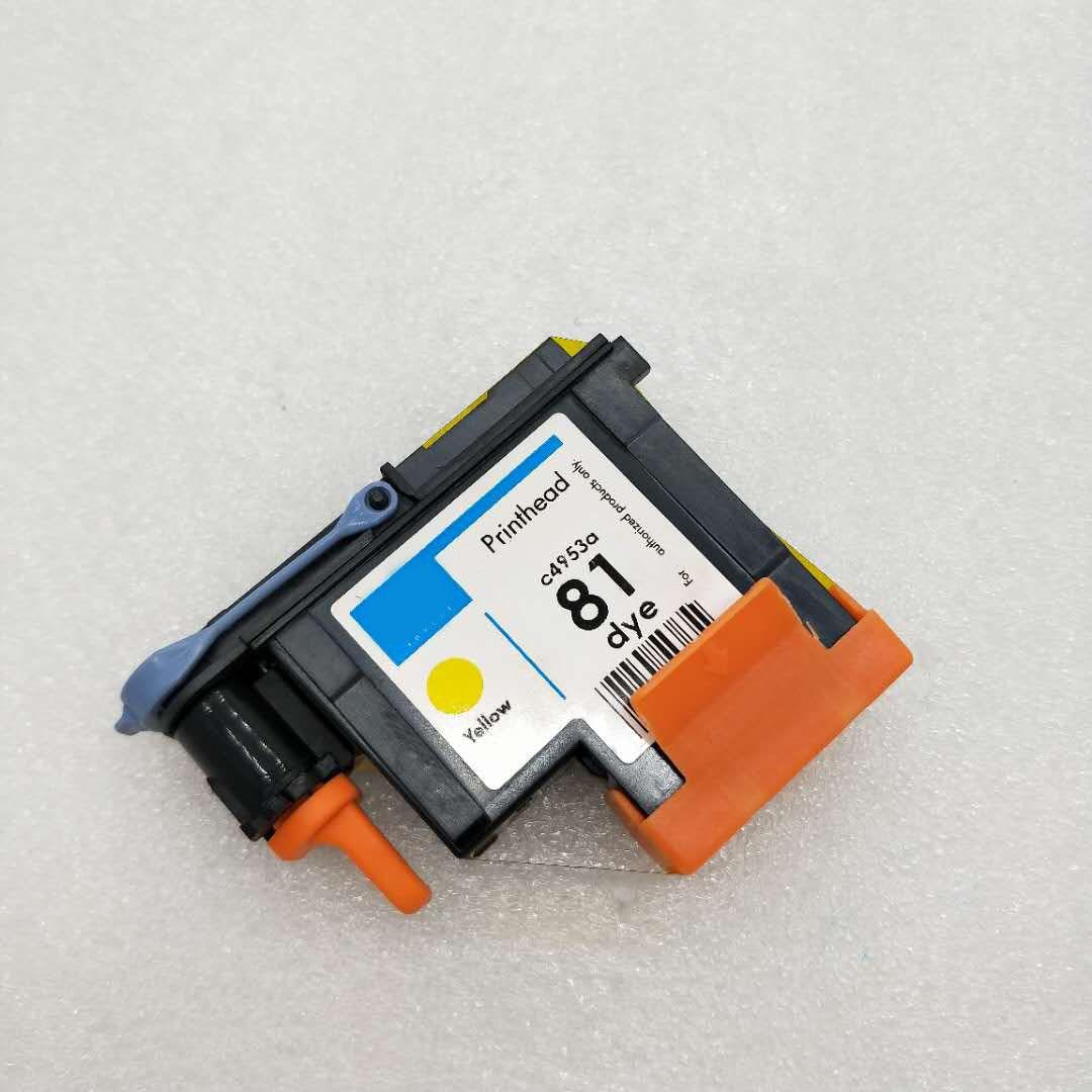 Cabezal de impresión de reacondicionamiento HP81 para piezas de impresora HP 5000 5500 5500PS C4954A C4953A C4952A C4953A