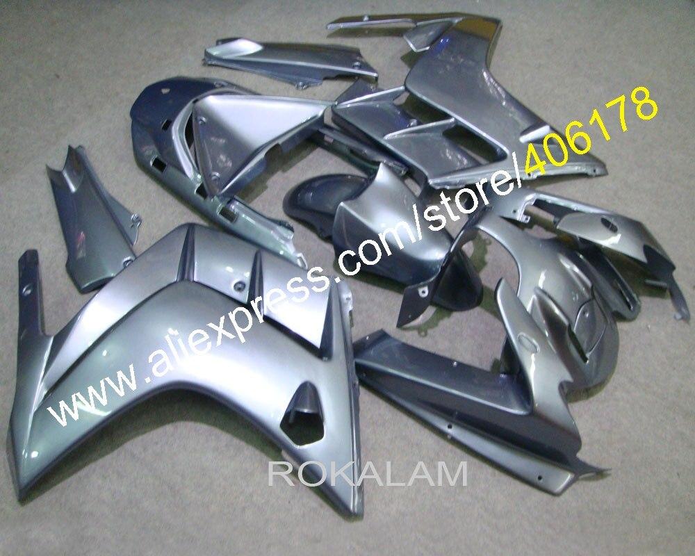 FJR1300 هدية طقم لياماها FJR 1300 الزوائد FRJ-1300 2002-2006 Fairings F J R 1300 02 03 04 05 06 ABS الجسم دراجة نارية