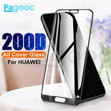 200D Protective Glass on For Huawei P20 P30 Lite P30 P20 Pro P Smart Tempered Screen Protector Glass