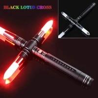 star wars kylo ren sword stick force heavy dueling led lightsaber with foc lock up metal hilt blaster sound adult pk metal toys
