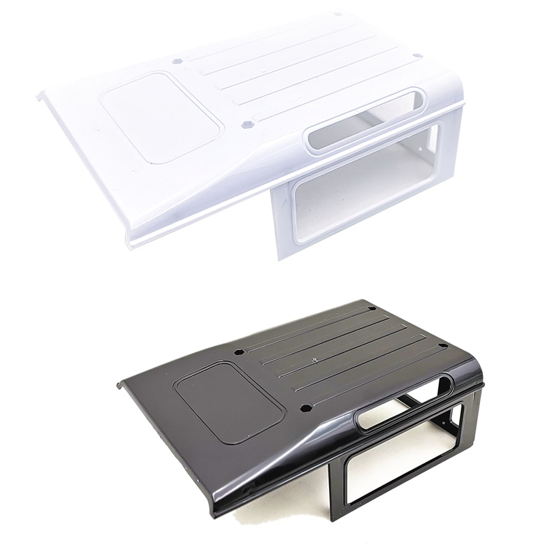 Plastic RC Car Roof Canopy Replacement Part Cover for MN D90 D91 D99 MN90 MN91 MS 1/12 RC Car DIY Bo
