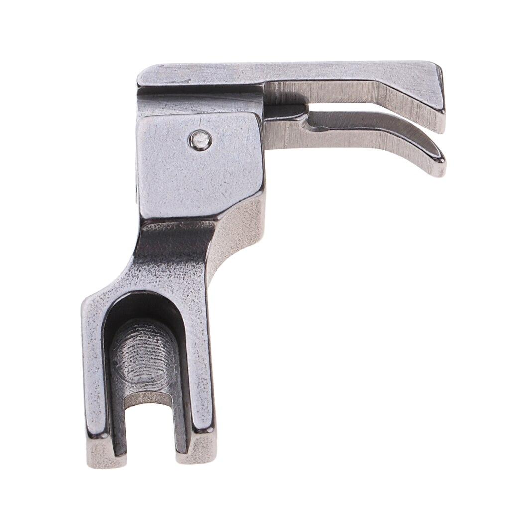 Guia de borda que compensa o pé do presser para a máquina de costura industrial do irmão juki do cantor