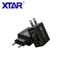 Xtar Quick Opladen 18W Qc 3.0 Smart Snelle Usb Lader Voor Xiaomi Samsung Huawei Quick Charging Adapter mobiele Telefoon