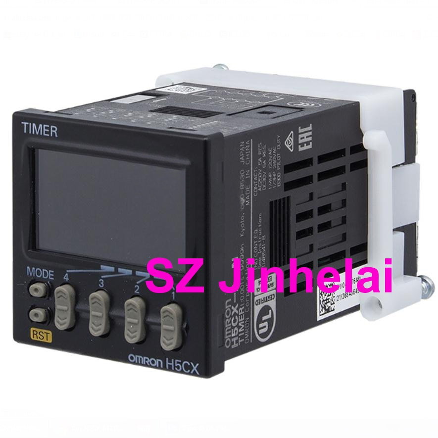 Relais de comptage OMRON   original, 12-24VDC/AC, comptage de compteur