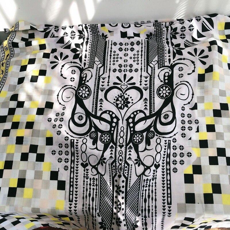 Fashion Autumn Women Viscose Scarf Aztec Ethnic Geometric Tassel Beach Hijab Shawls and Wraps Female Foulard Echarpe Muslim Caps art ethnic geometry pattern tassel scarf