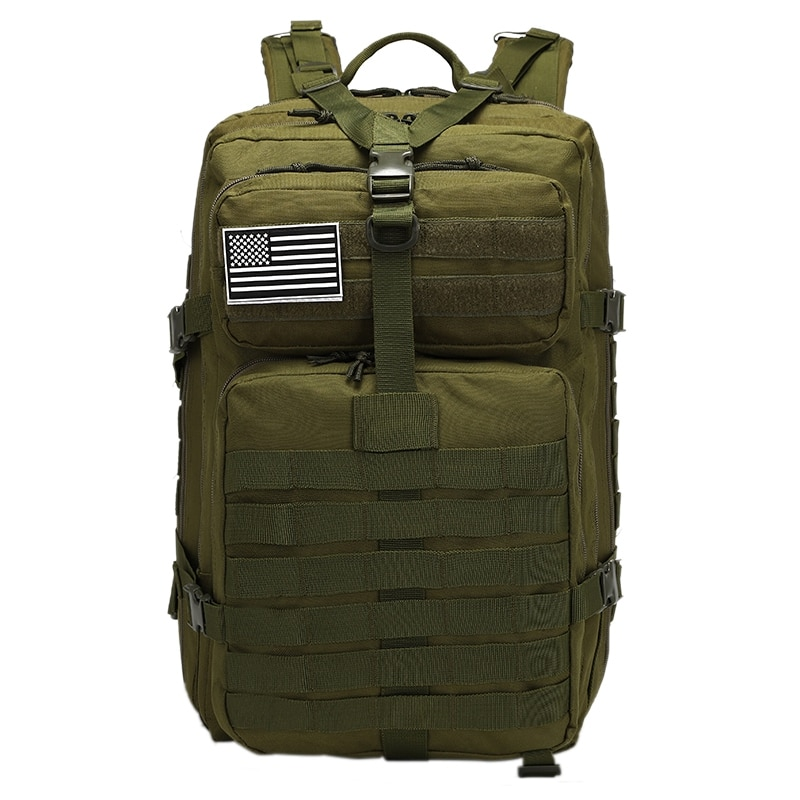 ¡Oferta! Mochila de asalto l, mochila impermeable, pequeña, mochila para exteriores, senderismo