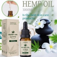 1pc 100  Natural Sleep Aid Anti Stress Hemp Extract Drops for Pain Anxiety   Stress Relief 3000mg