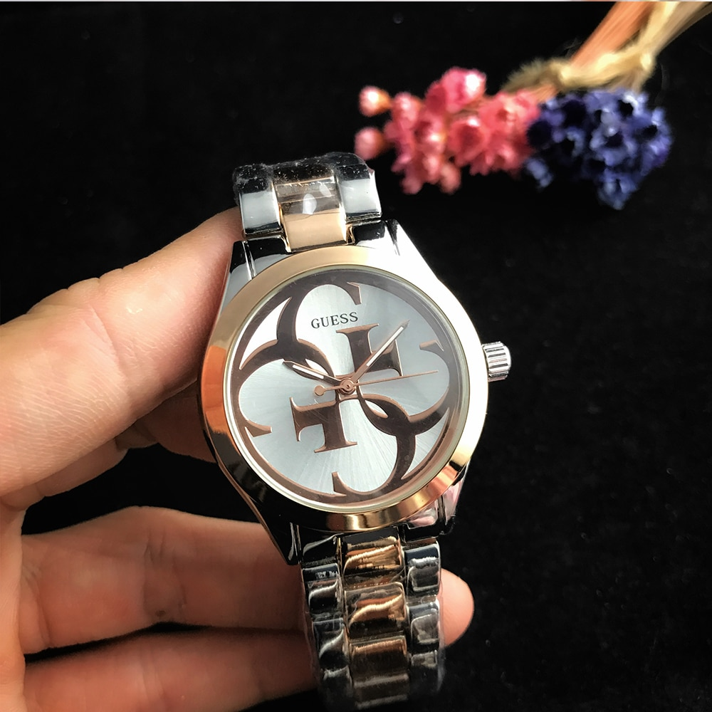 2021 New Luxury Brand Quartz Wrist Dress Women Watches Silver Bracelet Ladies Watch Stainless Steel