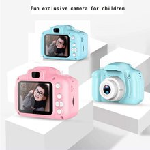 X2 Mini Digital Camera for Child Photo Video Cameras Recording Camcorders for Children Kids Baby Gif