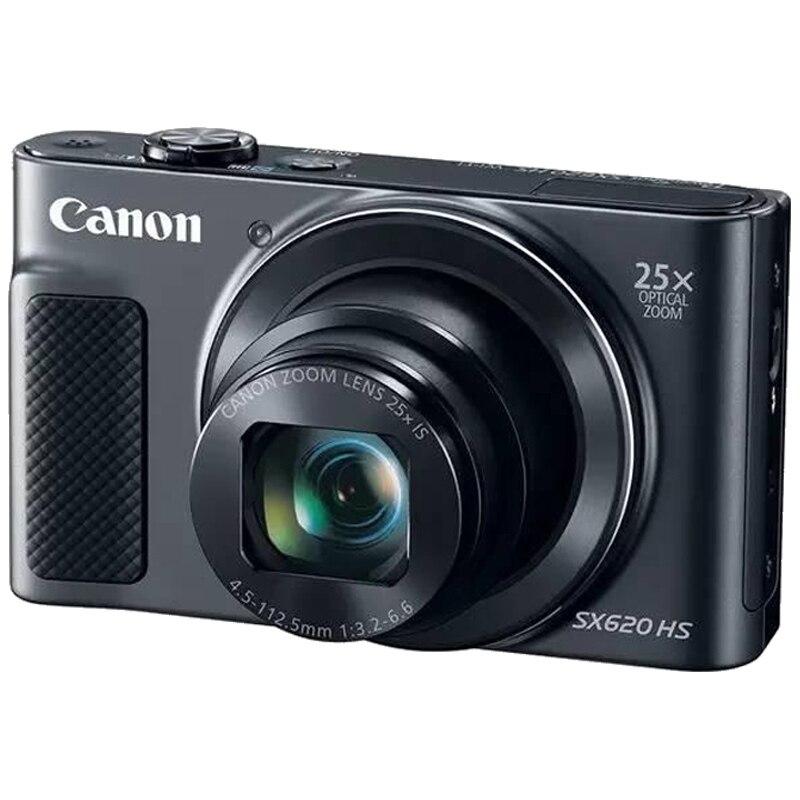 -Cámara digital Canon PowerShot SX620HS, usada, con Wi-Fi integrado y vídeo NFC...
