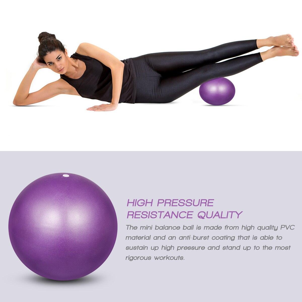 Vorcool yoga pilates bola exercício ginástica fitness pilates bola equilíbrio ginásio fitness yoga núcleo bola treinamento indoor yoga bolas