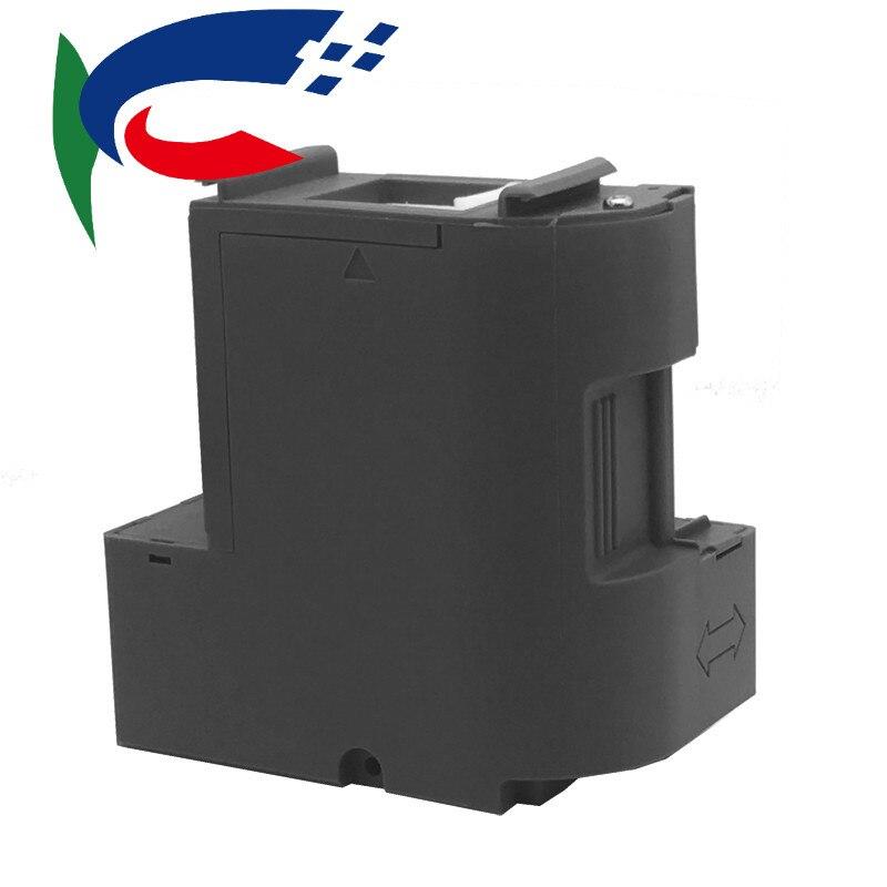 1pcs T04D1 T04D100 Caixa de Tinta de Manutenção Para Epson Tanque De Tinta Residual L6161 L6168 L6178 L6190 L6198 M2148 L6170
