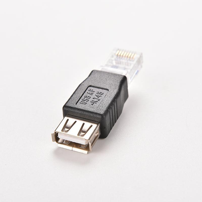 Cable de red LAN para ordenador portátil, convertidor de Ethernet, enchufe de...