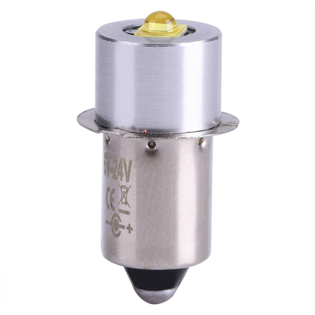 5 w 6-24 v p13.5s alto brilhante led trabalho de emergência luz lâmpada lanterna substituição lâmpada tochas 200 2210lm