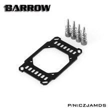 Barrow – support de bloc CPU AMD Ryzen, utilisation de la plate-forme de changement de bloc CPU, CZJAMDS