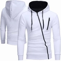 5 pieces mens hoodie sweatshirts autumn winter fashion casual fleece jacket homme streetwear homme oversized dropshipping