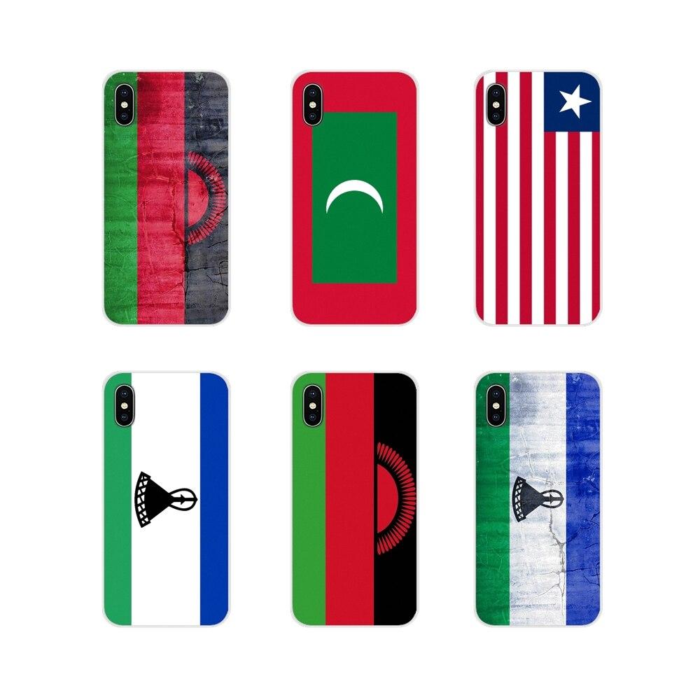 Para Samsung Galaxy S3 S4 S5 Mini S6 S7 borde S8 S9 S10 Lite Plus Nota 4 5 8 9 el teléfono cubre la bandera nacional de Arabia Saudita