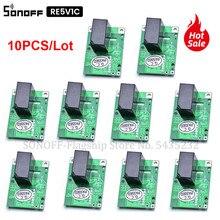 2/3/4/5/10 PCS Itead SONOFF Smart Wifi Switch RE5V1C 5V DC DIY Wireless Remote Switch Relay Module Inching/Selflock e-Welink APP