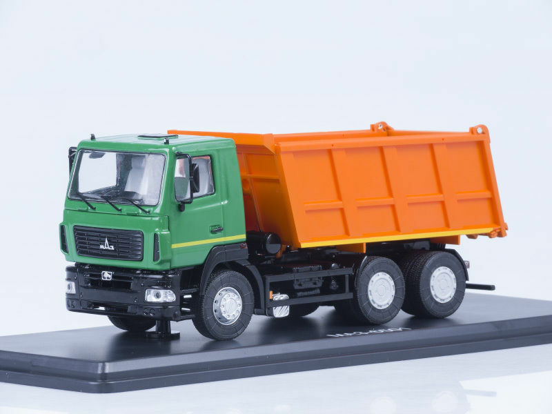 New Star Scale Models 1/43 MA3 6501 MAZ Truck Dieast For Collection Gift SSM1205