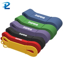 208cm Thick Stretch Resistance Band Sports Expander Elastic Pull Up Powerlifting Bands for Resistanc