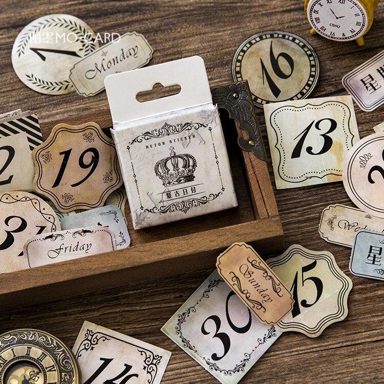 45-pz-scatola-creativo-retro-data-adesivi-di-carta-adesivi-decorativi-di-cancelleria-scrapbooking-fai-da-te-diario-album-stick-etichetta