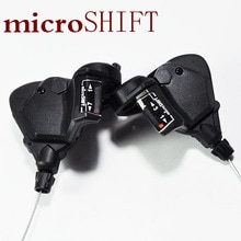 MicroSHIFT TS38-7 pouce-robinet manette de vitesse vélo 3x7 vitesses vélo vtt dérailleur pour shimano sram 7 vitesses