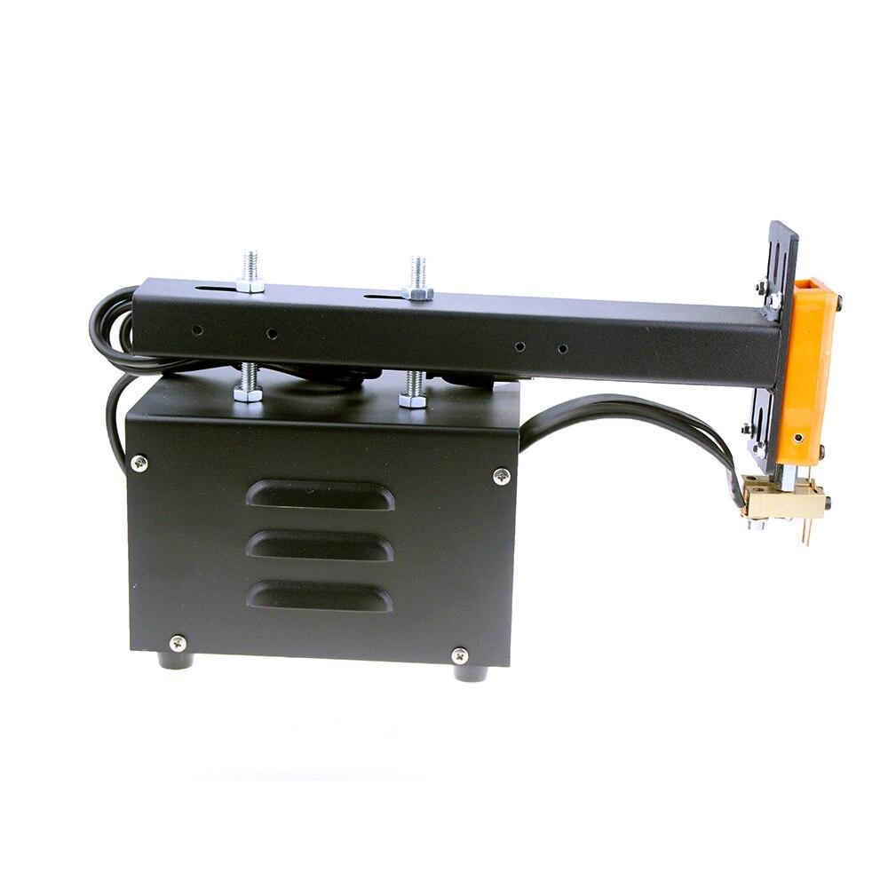 JSD-IIS 3KW Point Welding Machine Household Handheld Spot Welding Machine Small Battery Pack Welder Lithium Battery Welder enlarge