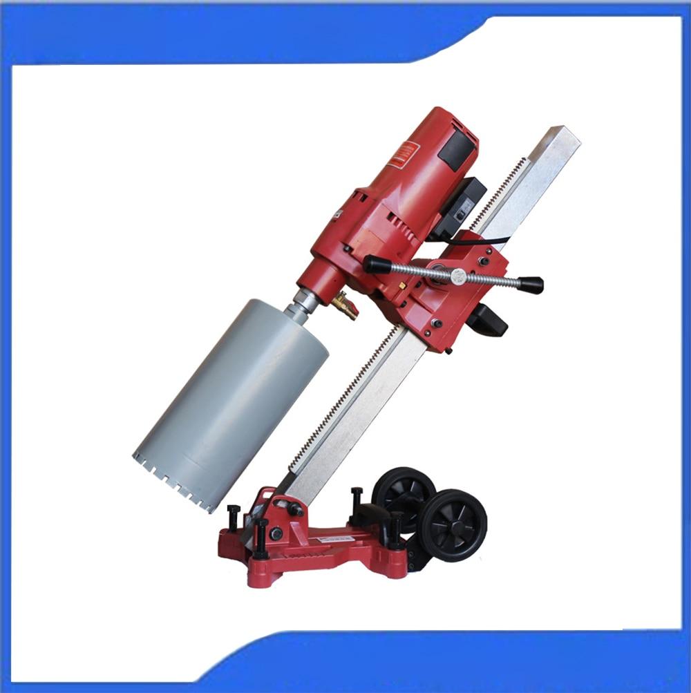 الماس الحفر الأساسية آلة OB-255B سرعة قابل للتعديل آلة الحفر 4250W ملموسة الحفر