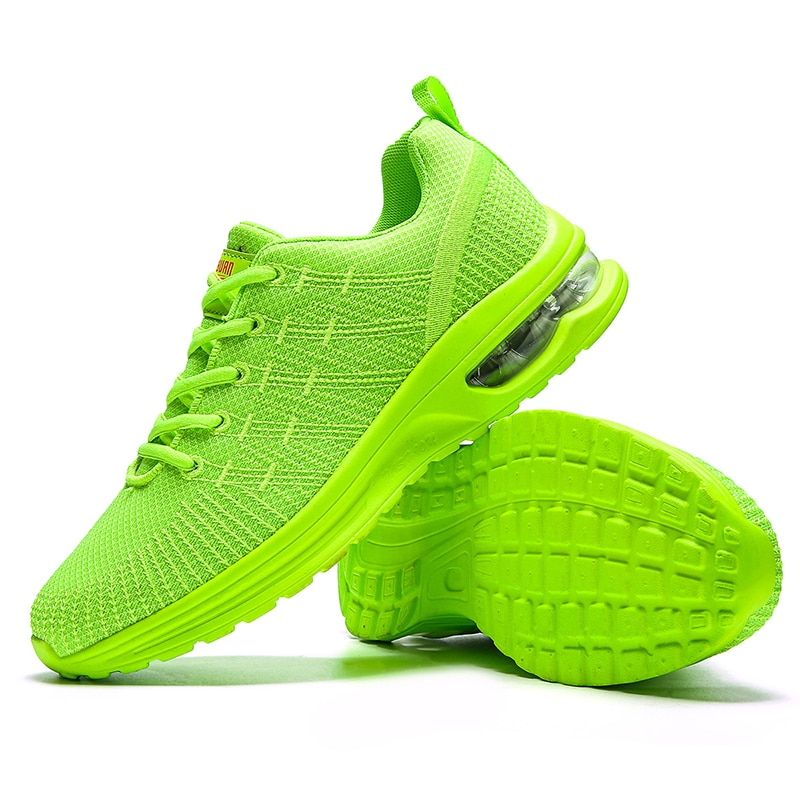36-46 Plus Size Unisex Sneakers Fashion Men Mesh Casual Shoes Running Shoes For Women Walking Joggin