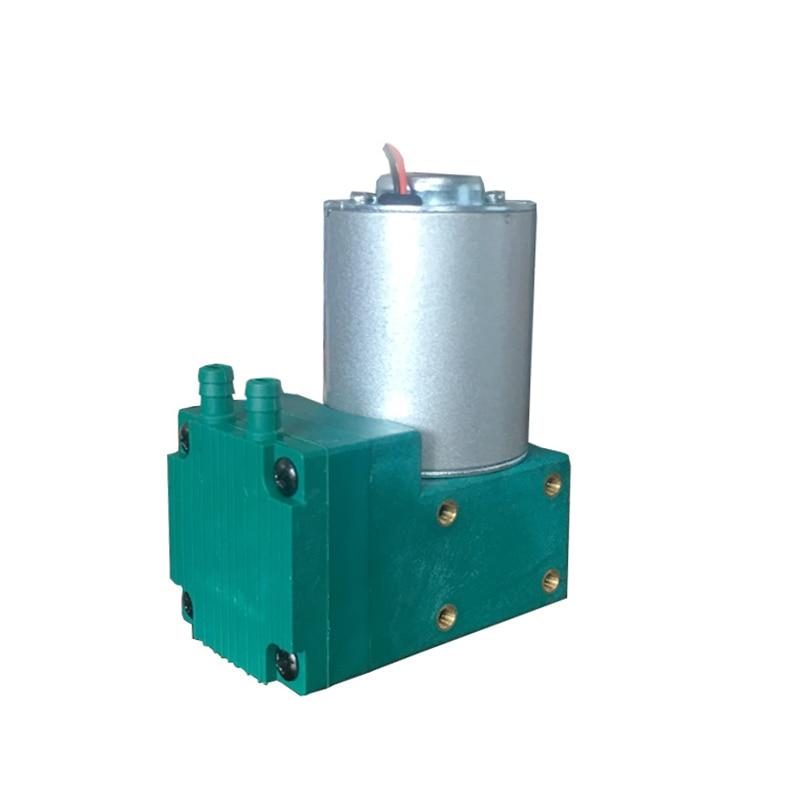 Фото - Vacuum pump DC12V Miniature air pump AC110V Small pump DC24V Inflating pump AC220V Beauty instrument negative pressure pump pump