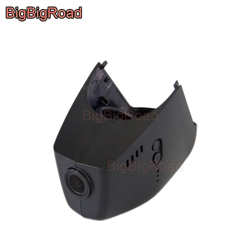 BigBigRoad Car DVR Wifi Video Recorder Dash Cam Camera For trumpchi gs8 2017 2018 Wide Angle FHD 1080P