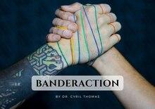 2020 Banderaction durch Dr. Cyril Thomas-Zaubertricks-Magic Tricks